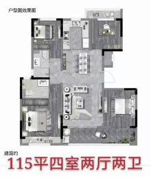 太仓大发熙悦澜庭户型图效果图