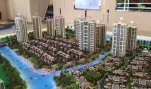 (科教新城)绿地海域天境4室2厅2卫265万147m²出售